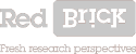 Red Brick Research Logo